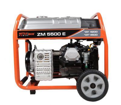 Бензиновый генератор Mitsui Power ZM 5500 E с АВР