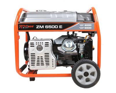 Бензиновый генератор Mitsui Power ZM 6500 E с АВР